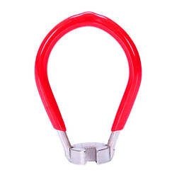 Ключ спицной KENLI KL-9726E Червоний