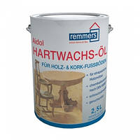 Декоративно-защитное жидкое средство на основе воска и натуральных масел Hartwachs-Öl