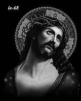 Ікона Ісус Ік-68
