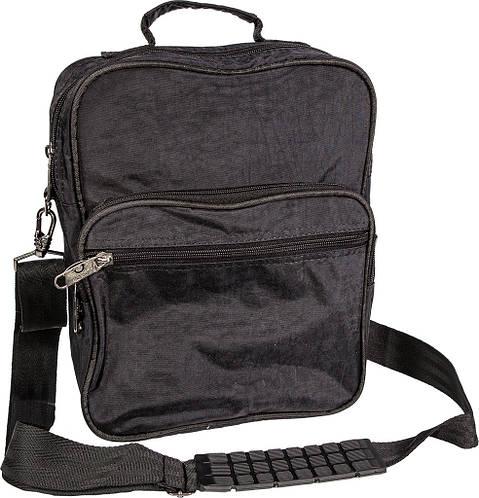 """Компактная мужская сумка """"Подросток"""" Bagland 24270 (черный)"""