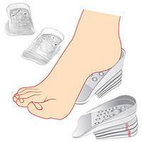 Силиконовые стельки под пятку  Elevate Al Instante - ортопедические стельки