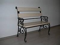 Купить качающуюся скамейку для дачного участка