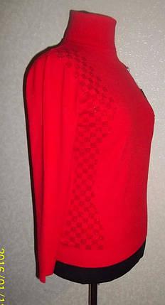 Оригинальная женская кофта р.50-58, фото 2