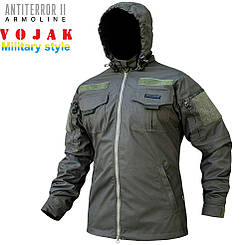 Куртка тактическая (ANTITERROR II) Мембрана Olive