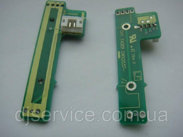 Плата фейдерная DWX2538 DWX2540 для Pioneer djm800 , фото 1