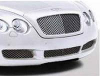Хром решетки оригинального переднего бампера Bentley Flying Spur