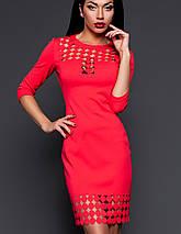 Платье-туника с перфорацией | Анит jd, фото 3