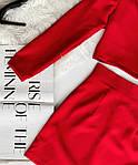 Жіночий костюм, костюмка, р-р 42-44; 44-46 (беж), фото 3