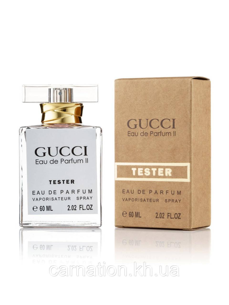 Женский тестер  Gucci Eau de Parfum 2 60 мл