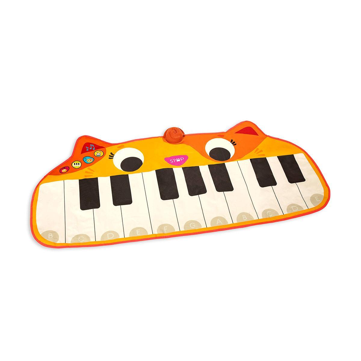 Музыкальный коврик для детей пианино - Мяуфон