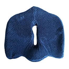 Подушка на сидение с отверстием мягкая до 70 кг