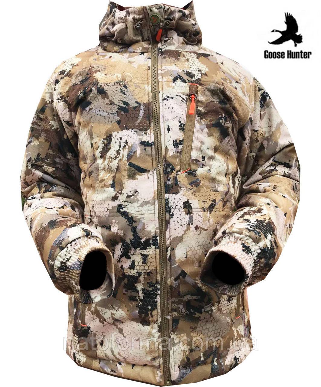 Куртка Bushccraft Hunting Goose Gore Optifade Concealment