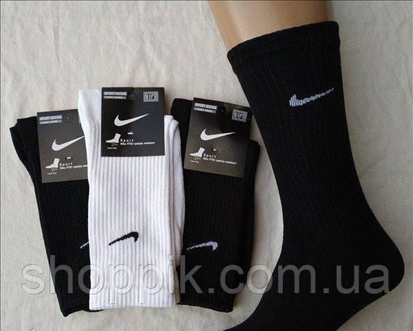 Чоловічі шкарпетки Nike 3 пари Високі спортивні шкарпетки
