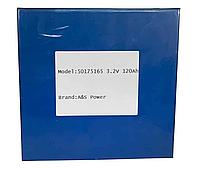 Аккумуляторная батарея призматическая 3.2V 120Ah (литий-ионная) Lifepo4