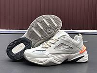 Кроссовки женские бежевого цвета Nike, фото 1