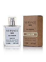 Мужской тестер Versace Man Eau Fraiche 60 мл
