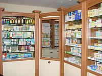 Мебель для аптек от пороизводителя