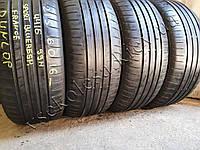 Зимові шини бу 215/60 R16 Continental