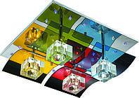 Люстра потолочная Altalusse LV176-04 RGB LED