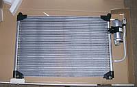 Радиатор кондиционера с ресивером Ланос Luzar