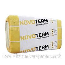 Кровельный базальтовый утеплитель Novoterm Лайт 30 (Новотерм) 50*1000*600 - 7.2 м2