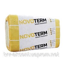 Кровельный базальтовый утеплитель Novoterm Лайт 30 (Новотерм) 100*1000*600 - 3,6 м2