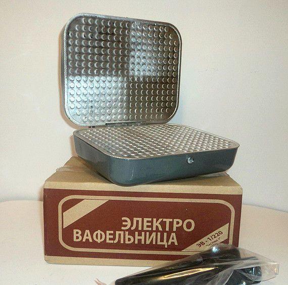 Электровафельница Ласунка ЭВ-1/220В Днепропетровск