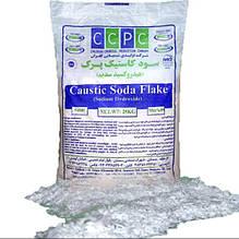 Сода каустическая, 25кг мешок Иран