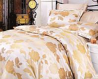 Шёлковое постельное белье Le Vele Jersey Gold, фото 1