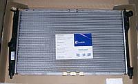 Радиатор охлаждения Ланос с кондиционером Luzar
