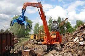 Сдать металлолом в Днепр пункт приема металла лома черных и цветных металлов