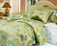 Шёлковое постельное белье Le Vele Jersey Green