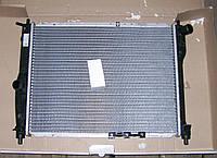 Радиатор охлаждения Ланос без кондиционером Luzar