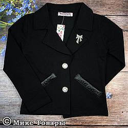 Пиджаки школьные для девочек Размеры: 116,128,140,152,164 см (02332-1)
