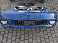 Бампер передний Mazda MPV  2003р