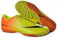 Кроссовки мужские Nike Mercurial Vapor 9 TF  для футбола