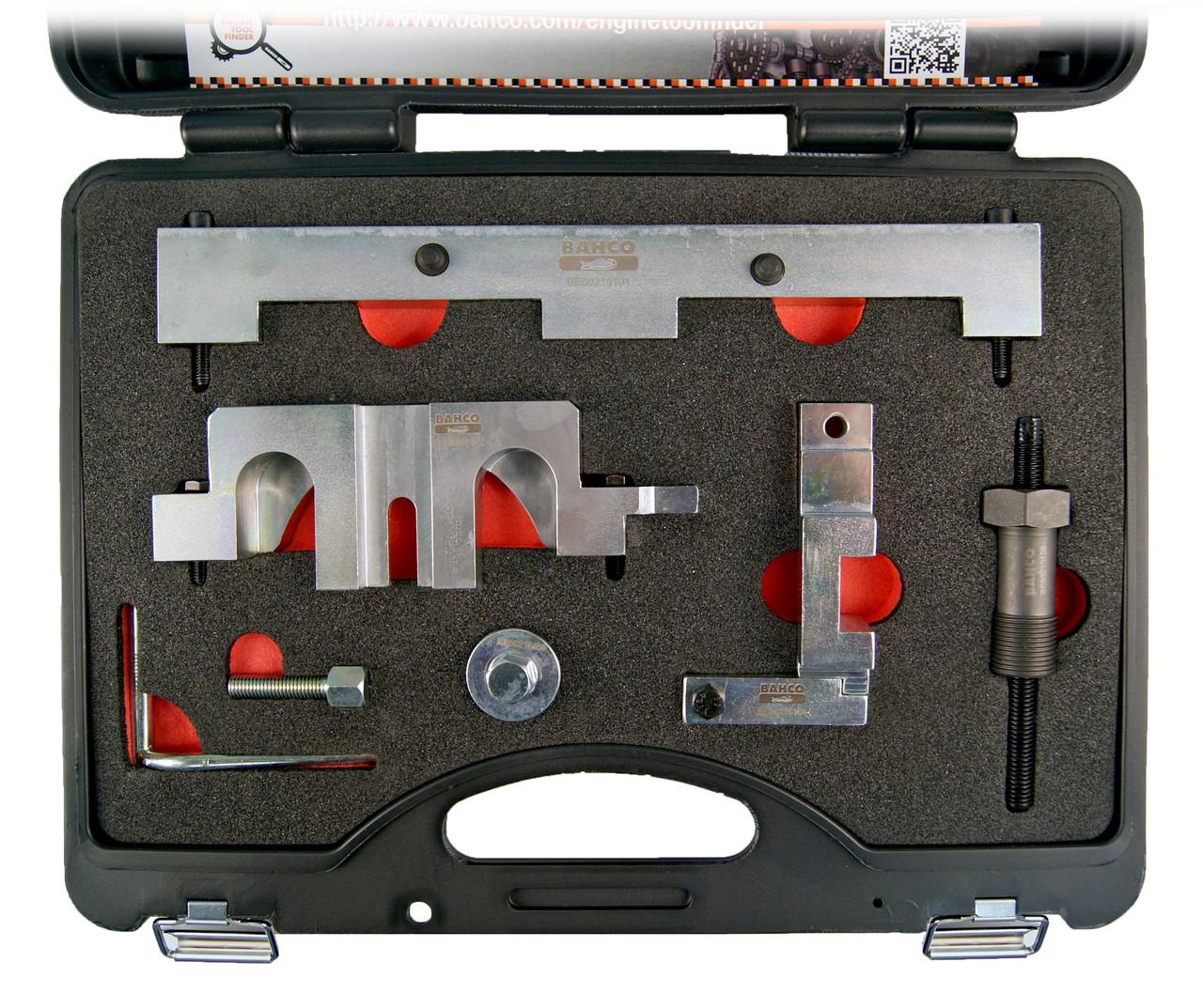 Набор для синхронизации дизельных двигателей ГРМ 1.8-2.0 BMW, Bahco, BE502101