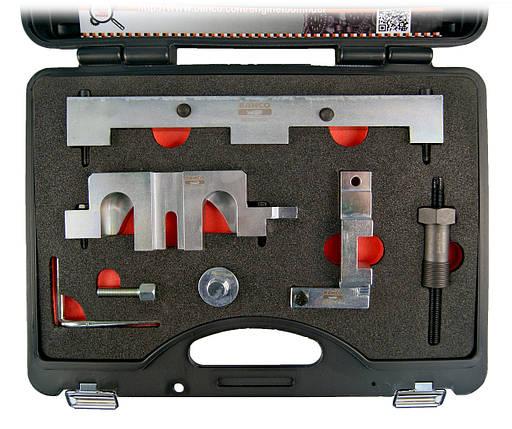 Набор для синхронизации дизельных двигателей ГРМ 1.8-2.0 BMW, Bahco, BE502101, фото 2