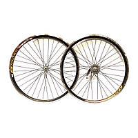 """Комплект колес (вилсет) 28"""" ALx2 на втулке VELOSTEEL"""