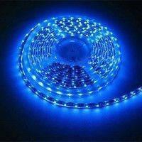 Светодиодная лента Lemanso  силик. 3528 LM 366 голубой