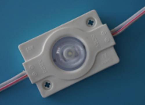 Светодиодный модуль SL ONE-CREE-12CW линзованный холодный белый IP67 Код.58551, фото 2