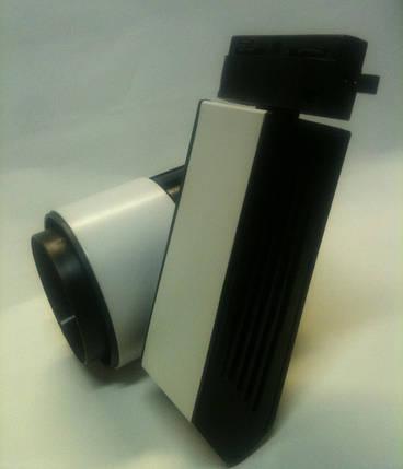 Светодиодный трековый светильник SL 30TRL/W4 30W 4200К белый Код.58549, фото 2