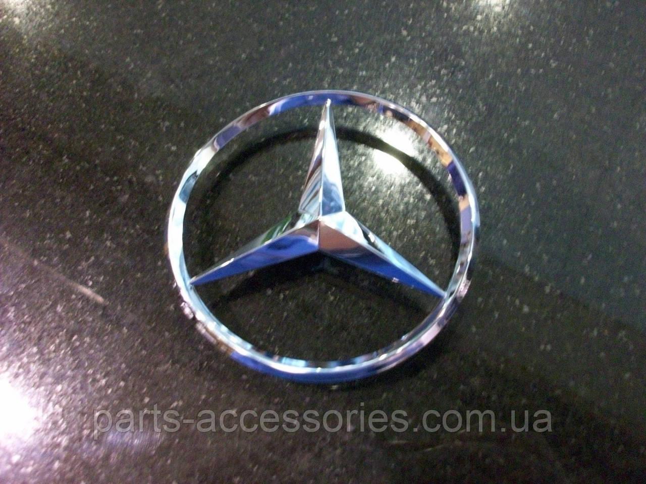 Mercedes SL Class R230 2003-2012 значок емблема на кришку багажника нова оригінал