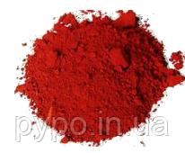 Барвник для бетону, пігмент залізоокисний Червоний №130.