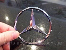 Mercedes R-Class W251 2006-13 значок зірка емблема на кришку баганика нова оригінальна