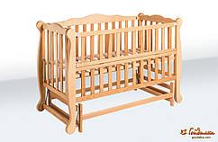 Дитяче ліжко-маятник «Наталі»