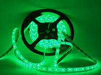 Светодиодная лента Lemanso силик. 5050 LM 575 LM 575 зелёная
