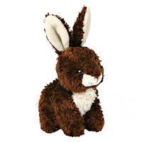 """*Игрушка """"Кролик плюшевый"""" для собак и щенков"""