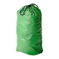 """IKEA """"ФОРСЛУТАС"""" Мешок для мусора, зеленый 8 шт. 125 литров"""
