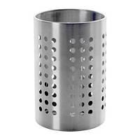 """IKEA """"ОРДНИНГ"""" Сушилка для кух принадлежн, нержавеющ сталь"""